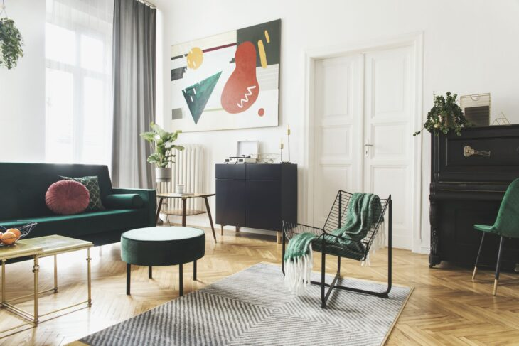 Tips for Sprucing Up your Living Room and Dining Room!
