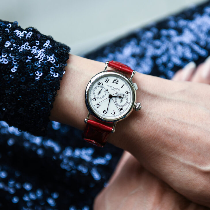 The 4 Most Exquisite Ladies' Watches from Oris