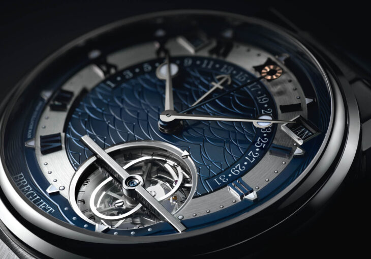 Breguet Celebrates 220 Years of Tourbillon with a New Watch